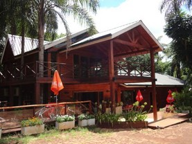 Paraíso Lodge, Jardín América